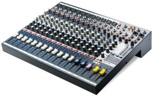 M5 SoundcraftEFX12